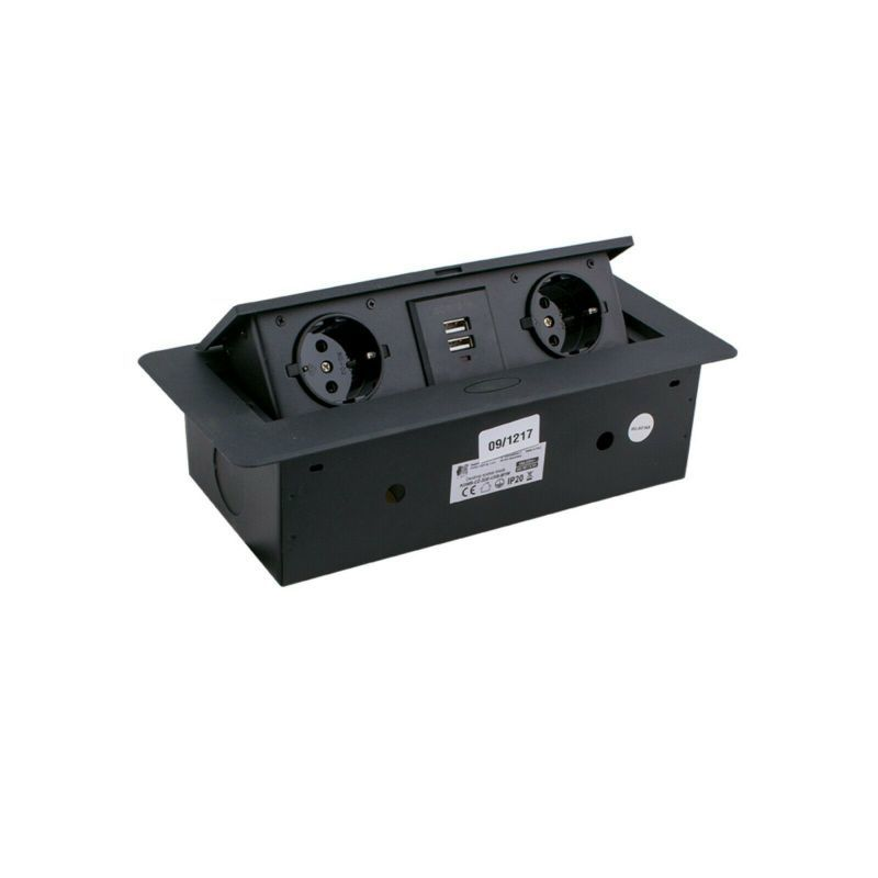 outlet-plug-connector-flush-mounted-with-a-schuko-and-usb-push-automatic
